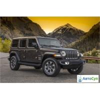 Новое поколение Jeep Wrangler