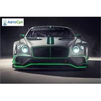 Bentley представил новый гоночный автомобиль Continental GT3