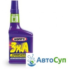 Wynn's 3xa for petrol - комплексная присадка в бензин 0,325л
