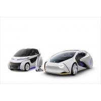 Токийский автосалон 2017: концепция i-Ride и небольшие помощники Toyota
