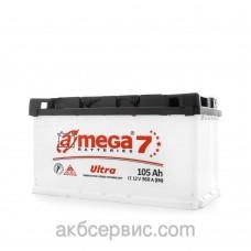Аккумулятор A-mega 6СТ-225 Аз Ultra